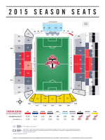 2015 SEASON SEATS - Air Canada Centre