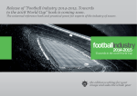 "Release of ""Football industry 2014-2015. Towards to the 2018 World Cup""..."