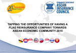 introduction to asean economic community (aec) 2015 blueprint