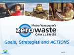 Public Meeting Presentation - Zero Waste