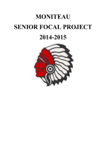 2014-2015 Sr. Focal Project