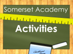 maryActivities 2014-2015 - Somerset Academy Silver Palms