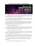Manifestation Miracle Review - Heather Matthews