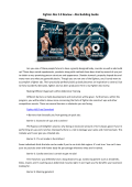 Fighter Abs 2.0 Review - Abs Building Guide