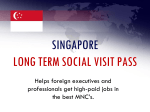 Singapore Long Term Social Visit Pass