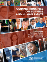145.Guiding principles on business and human rights