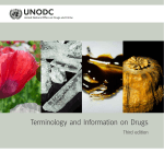 237.Terminology and Information on Drugs