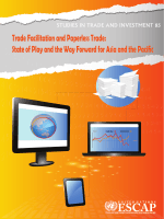 305.Trade Facilitation and Paperless Trade
