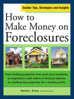 Evans - How to Make Money on Foreclosures (2005)
