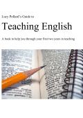 Lucy Pollard - Lucy Pollard�s Guide to Teaching English- A book to help you through your first two years in teaching (2008)
