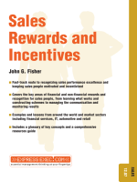 J. Fisher - Sales Rewards and Incentives (Sales) (2003)