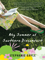 Stephanie Gayle - My Summer of Southern Discomfort- A Novel (2008)