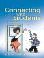 Allen N. Mendler - Connecting With Students (2001)