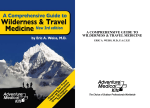 Eric A. M.D. Weiss - Comprehensive Guide to Wilderness & Travel Medicine (2005 Adventure Medical Kits)