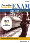 Sean Cleary - Canadian Securities Exam Fast-Track Study Guide (3rd revised & updated ed) (2009)
