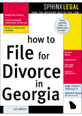 Charles T. Robertson Edward A. Haman - How to File for Divorce in Georgia (Legal Survival Guides) (2003)