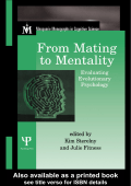 Kim Sterelny - From Mating to Mentality- Evaluating Evolutionary Psychology (Macquarie Monographs in Cognitive Science) (2003 Psychology Press)