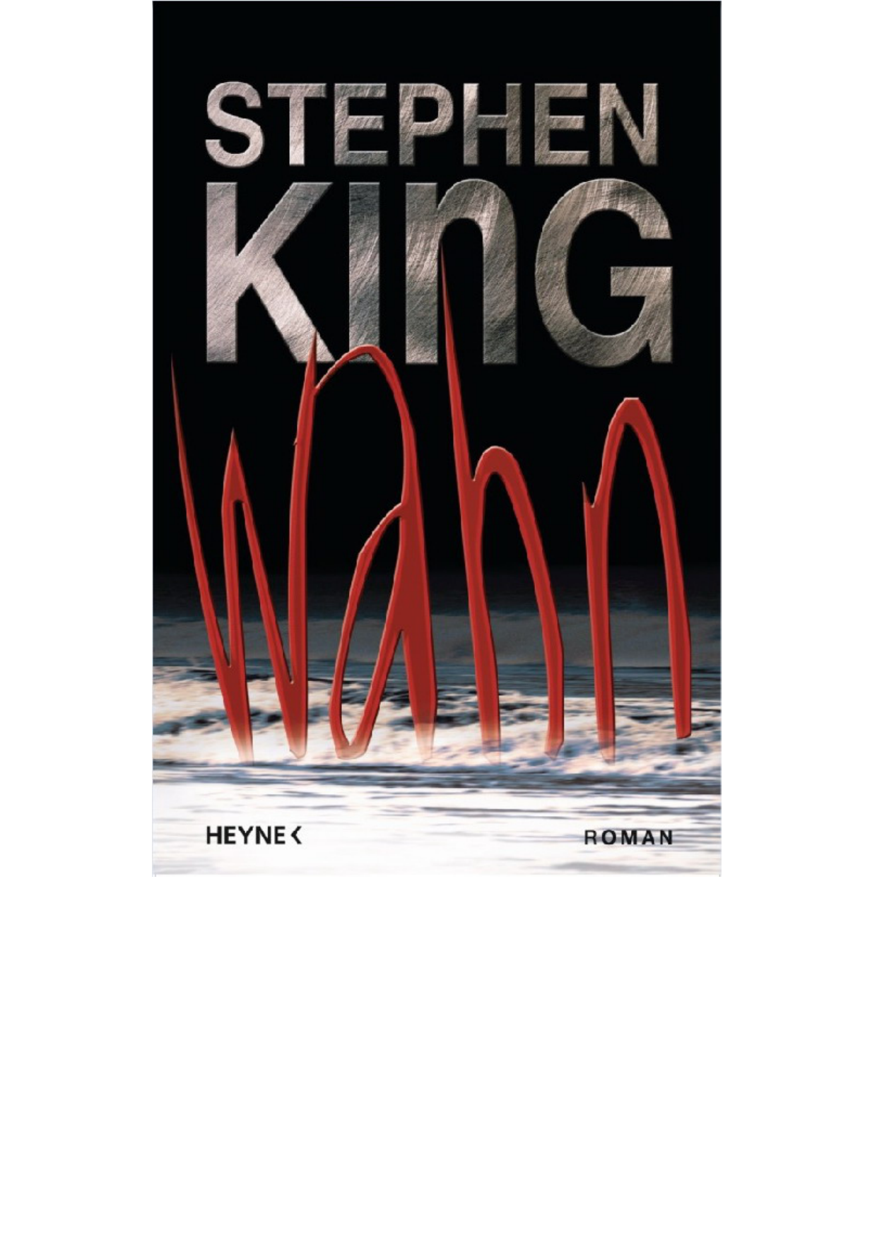 Stephen King - Wahn- Roman