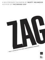 Marty Neumeier - Zag- The Number One Strategy of High-Performance Brands (2006)