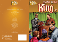 Saddleback Educational Publishing - Martin Luther King Graphic Biography (Saddleback Graphic Biographies) (2008)