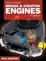 Paul Stephen Dempsey - How to Repair Briggs and Stratton Engines 4th Ed. (2007)