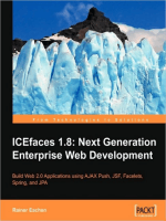 Rainer Eschen - ICEfaces 1.8- Next Generation Enterprise Web Development  RAW (2009)