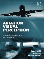 Randy Gibb Rob Gray Lauren Scharff - Aviation Visual Perception (Ashgate Studies in Human Factors for Flight Operations) (2010)