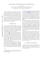 3524.Tegmark M. - Importance of quantum decoherence in brain processes (quant-ph 9907009) .pdf