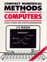 9035.J. C. Nash - Compact numerical methods for computers- lin. algebra and function minimisation (1990  IoP).pdf