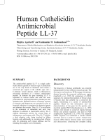 4791.Agerberth B.  Gudmundsson G.H. - Human Cathelicidin Antimicrobial Peptide LL-37 (2002).pdf