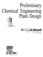 4908.Baasel W.D. - Preliminary chemical engineering plant design (1976).pdf