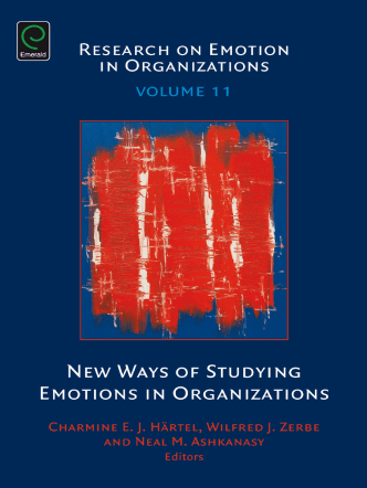 New Ways of Studying Emotions in Organizations