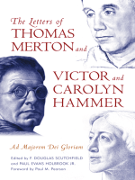 184.The Letters of Thomas Merton and Victor and Carolyn Hammer