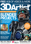 3D Artist Issue 101 2016 vk com stopthepress