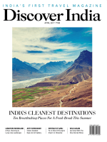 Discover India April 2017