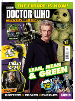 Doctor Who Adventures Magazine Issue 22 2017