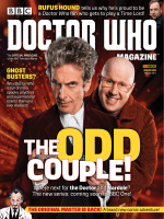 Doctor Who Magazine March_2017