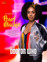 Doctor Who Magazine Issue 511 May 2017