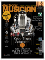 Electronic Musician April 2017