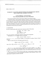 Stability analysis around singular stationary points and computer algebra systems..pdf
