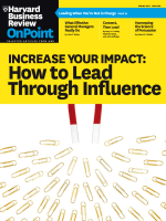 Harvard_Business_Review_OnPoint_Spring_2017
