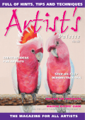 Artists Palette Issue 153 2017