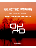 Charles H. Hinton - SELECTED PAPERS about the fourth dimension
