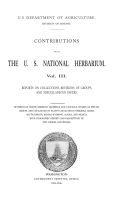 Contributions from the U.S. National Herbarium. Vol. III. (английский  1892-1896)