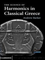 Barker.The science of harmonics in classical Greece