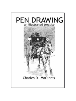 Pen Drawing-An Illustrated.-Charles D.Maginnis