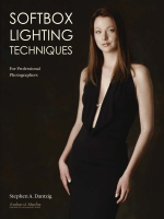 Softbox Lighting Techniques for Professional Photographers.-Stephen A.Dantzig