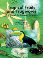 Tropical Fruits and Frugivores - The Search for Strong Interactors