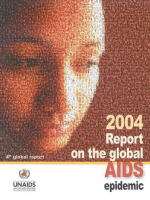 Joint United Nations Programme on HIV AIDS - Report On The Global Aids Epidemic 2004 (2004  Joint United Nations Programme)