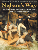 Jonathan Gosling  Stephanie Jones - Nelsons Way- Leadership Lessons from the Great Commander (2006  Nicholas Brealey Publishing)